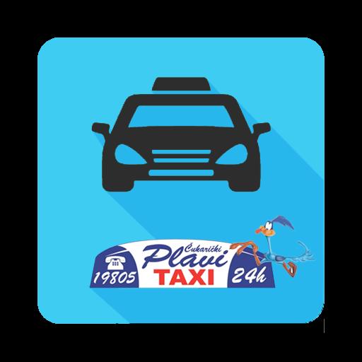 Android aplikacija Čukarički Plavi Taxi