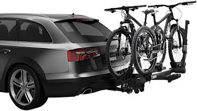 Thule T2 Pro XTR Hitch Bike Rack - Receiver 2-Bike Black alternate image 2