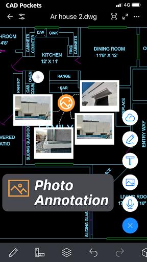 Foto do CAD Pockets - DWG Viewer & Editor