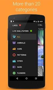 Premium Wallpapers HD v4.3.6