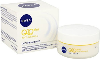 Nivea Anti Wrinkle Q10 Plus Day Cream