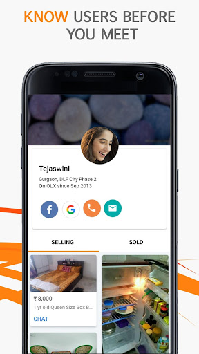 OLX: Buy & Sell near you app (apk) free download for Android/PC/Windows screenshot