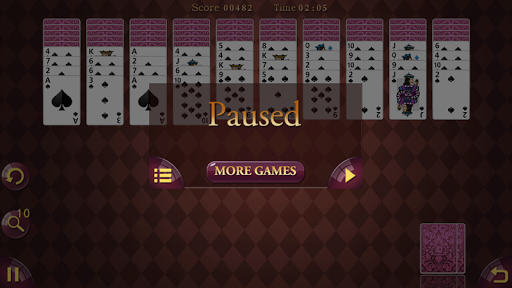 Spider Solitaire android2mod screenshots 19
