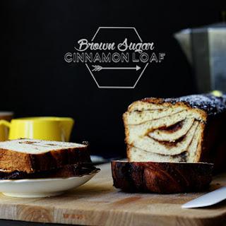 Brown Sugar Cinnamon Loaf