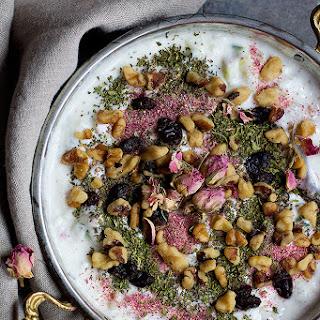 Mast o Khiar (Persian Yogurt and Cucumber Dip).