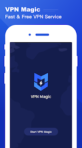 VPN Magic – Free VPN Proxy Service Provider App Download For Android 1