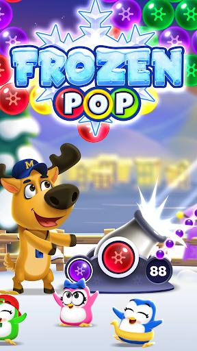Frozen Pop - Frozen Games & Bubble Pop! 2 screenshots 2