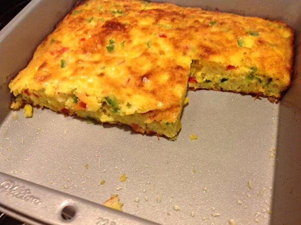 Serve with your favorite Bread. I made Texas Style Rainbow Corn Bread, it was...