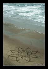 Photo: 'Woven Star', Ocean Beach, SF
