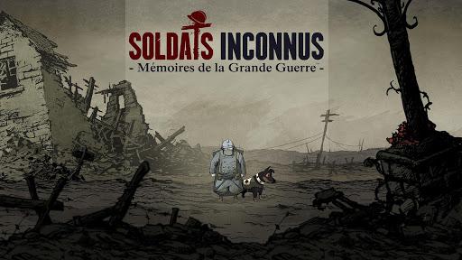Soldats Inconnus fond d'écran 1