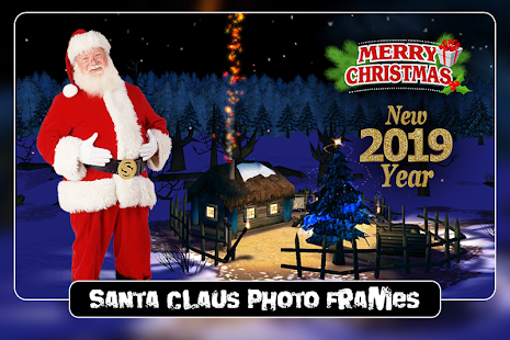 Download Santa Claus Photo Frames - 2019 For PC Windows and Mac apk screenshot 3