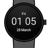 it's NOW - Watch Face for Wear