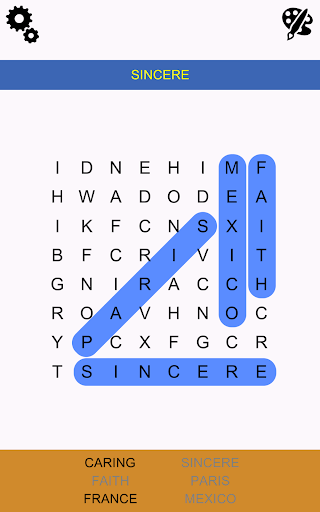 Word Search Epic 1.2.0 screenshots 2