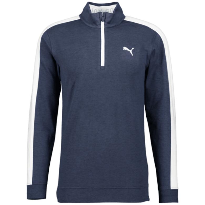 Puma Golf CloudSpun T7 1/4 Zip Golftröja