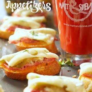 Mini Sandwich Appetizers Recipes.