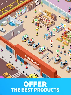 Idle Supermarket Tycoon MOD APK 2.3.1 [Unlimited Money] 10