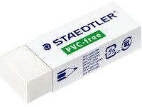Viskelær STAEDTLER PVC fritt for bly/tusj (Org.nr.525 B20)