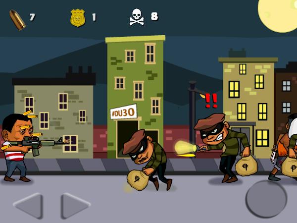 Duterte Fighting Crime- screenshot thumbnail
