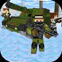Cube Wars Battle Survival icon