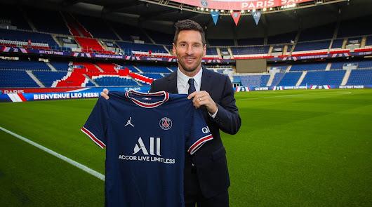 Messi conquista París sin jugar aún en el PSG
