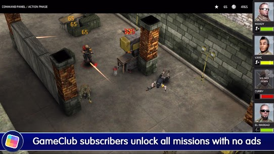Breach and Clear GameClub v2.4.x86 Apk Mod (Money) + ِData Android free 5