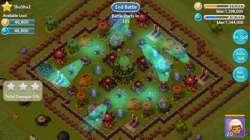 Forest Of Heroes : Clash Of Hero ss3