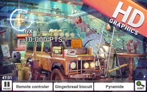 Hidden Objects House Cleaning u2013 Rooms Clean Up 2.1.1 screenshots 1