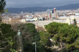 Photo: Barcelona des de Montjuïc