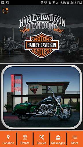Harley-Davidson® Ocean County