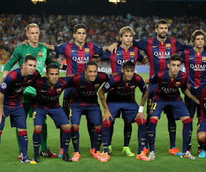 Le Barça toujours sur un international français