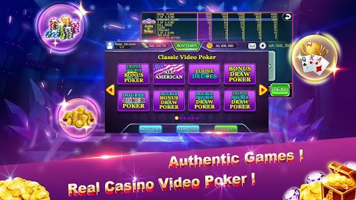 Video Poker : Classic Casino Poker Games Offline  screenshots EasyGameCheats.pro 4