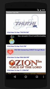 FM DROID - Tamil Christian FM - Android Apps on Google Play