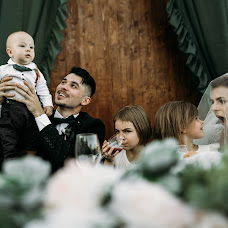 Wedding photographer Sergey Shlyakhov (Sergei). Photo of 31.10.2018