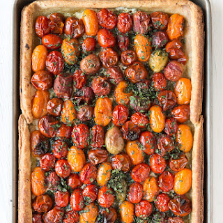 Puff Pastry Tomato Tart.