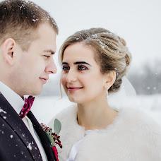 Wedding photographer Yuliya Bulynya (Bulynya). Photo of 25.01.2018
