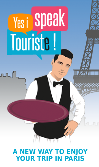 Yes I Speak Touriste ! – Capture d'écran