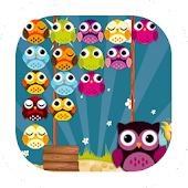 Owl Bubble Shooter