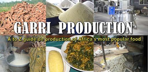 Garri Production - Apps on Google Play