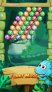 Dinosaur Eggs Pop: Bubble Shooter Classic Arcade