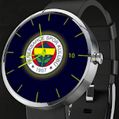 Fenerbahce Themed Watch Face