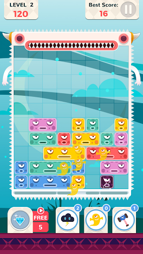 Slidey Block Blast screenshot 3