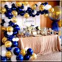 Balloon Party Decor icon