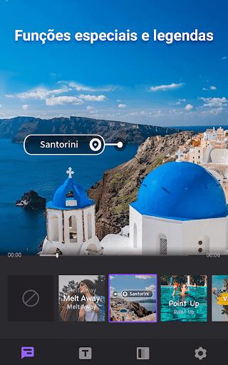 Video Maker: Editor de Vídeo com Fotos e Música screenshot 4