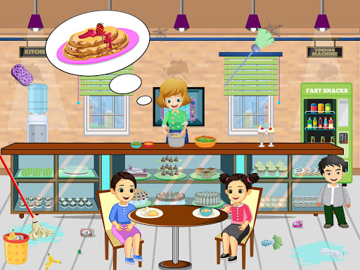 Pretend Play Hotel Cleaning: Doll House Fun 1.1.1 screenshots 12