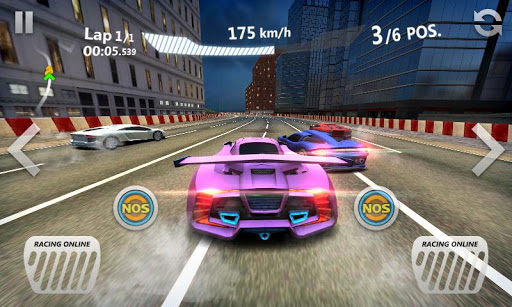 Sports Car Racing 1.4 screenshots 2