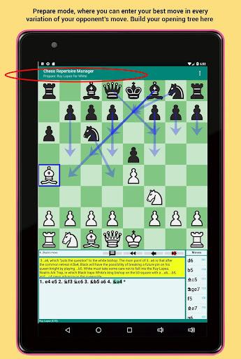 Chess Trainer Free - Repertoire Builder moddedcrack screenshots 10