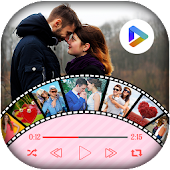 Valentine Video Maker 2018 : Love Video Maker