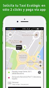Taxi Ecològic - náhled