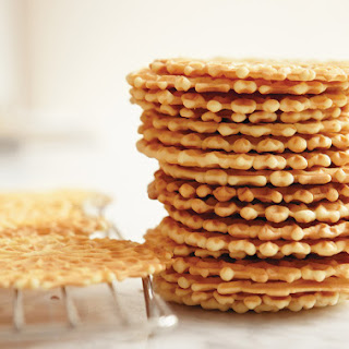 Anise Pizzelle Cookies.