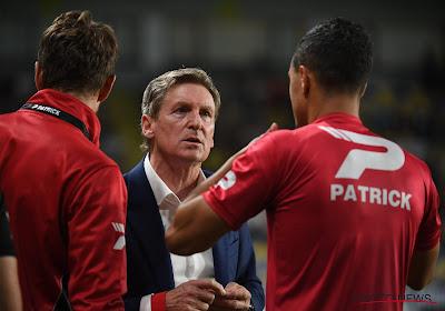 """Francky Dury aborde un nouveau derby sans public : """"J'espère que ce sera la dernière fois"""""""